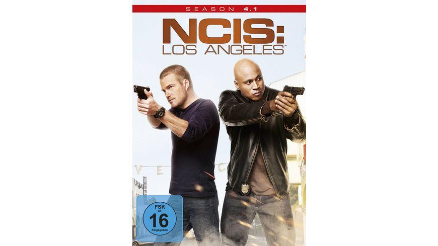 NCIS Los Angeles Season 4 1 3 DVDs