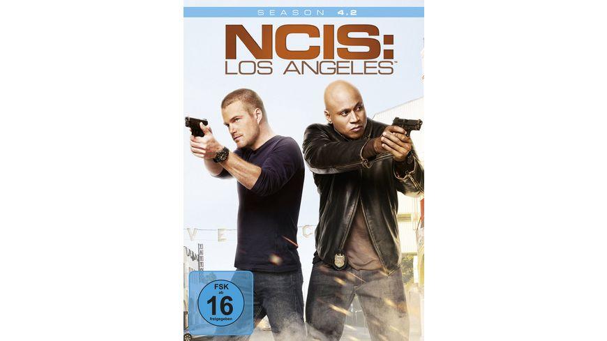 NCIS Los Angeles Season 4 2 3 DVDs