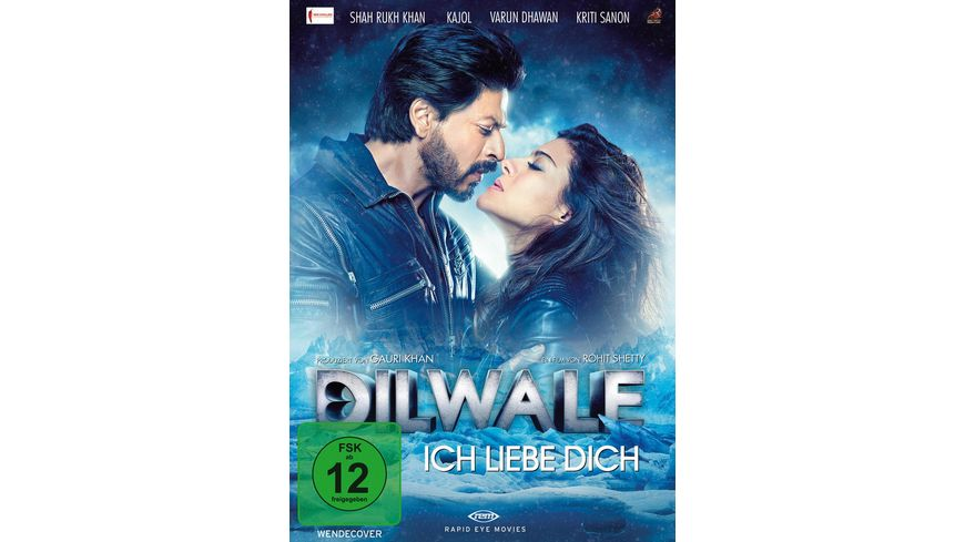 Dilwale Ich liebe dich