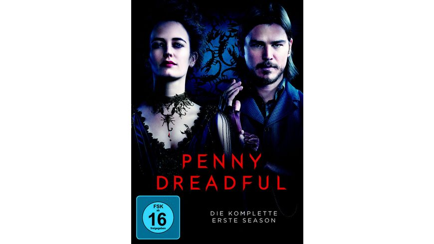 Penny Dreadful Staffel 1 3 DVDs