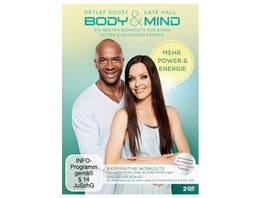 Body Mind Mehr Power Energie 2 DVDs