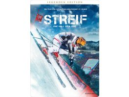 Streif One Hell of a Ride Steelbook SE Blu ray Bonus DVD CD