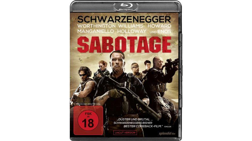 Sabotage Uncut
