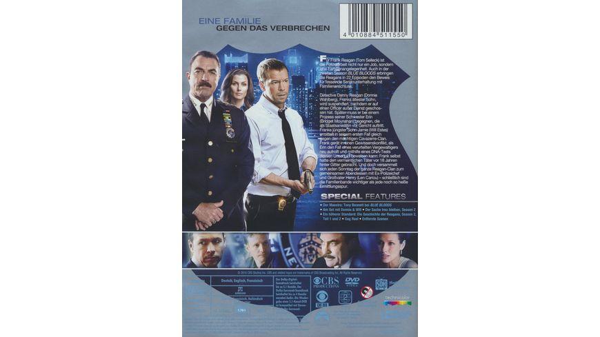 Blue Bloods Staffel 2 6 DVDs