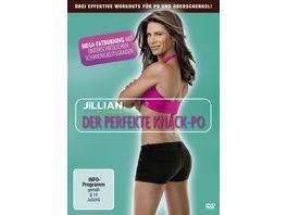 Jillian Michaels Der perfekte Knack Po