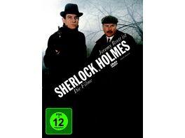 Sherlock Holmes Die Filme 3 DVDs