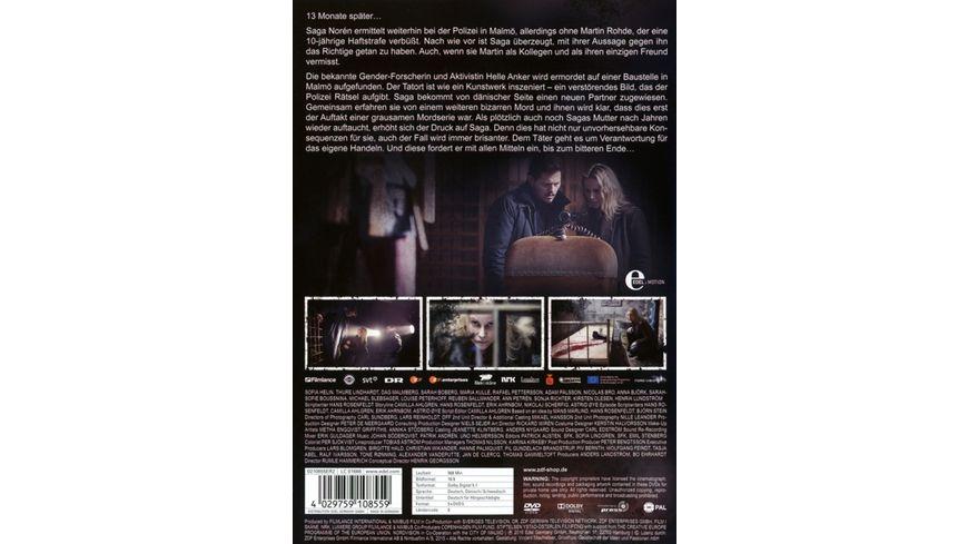 Die Bruecke Transit in den Tod Staffel 3 5 DVDs