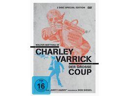 Charley Varrick Der Grosse Coup SE Bonus DVD
