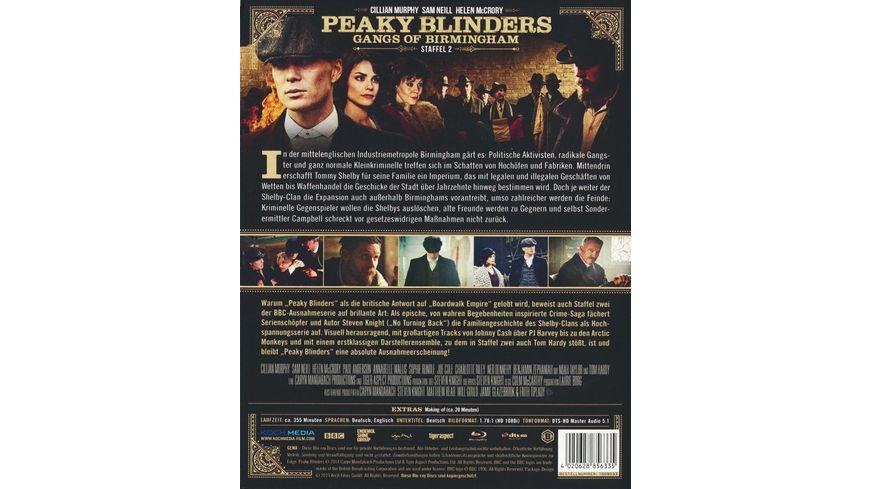 Peaky Blinders Gangs of Birmingham Staffel 2 2 BRs