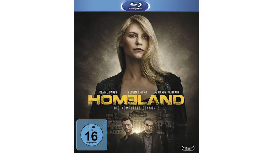 Homeland Season 5 3 BRs