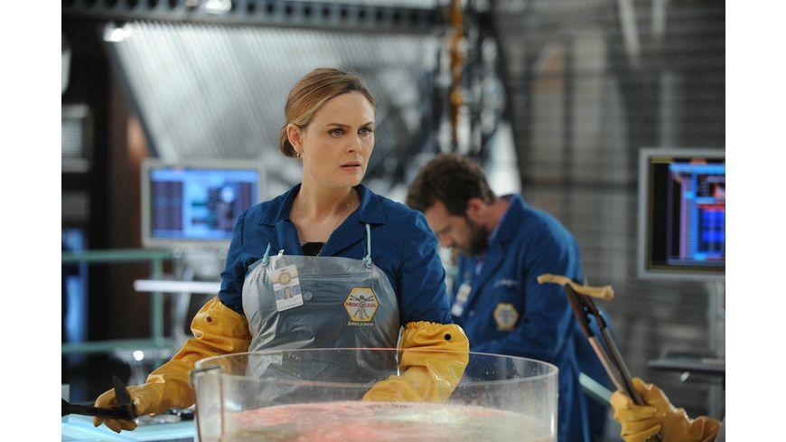 Bones Season 10 6 DVDs