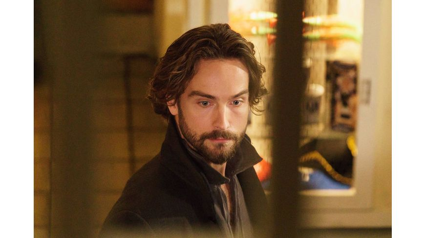 Sleepy Hollow Season 3 5 DVDs