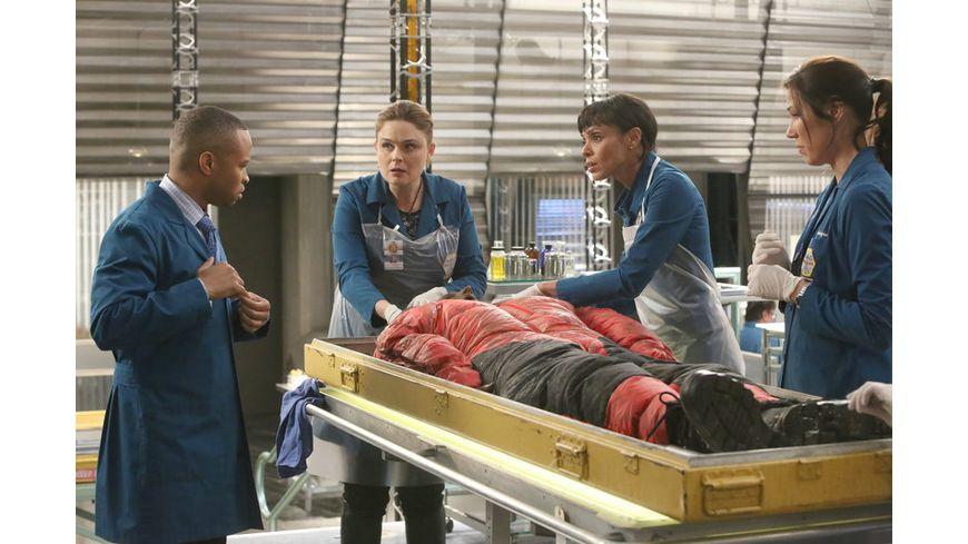 Bones Season 11 6 DVDs