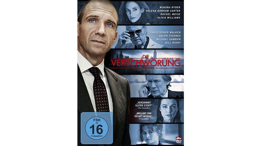Die Verschwoerung Die Trilogie 3 DVDs