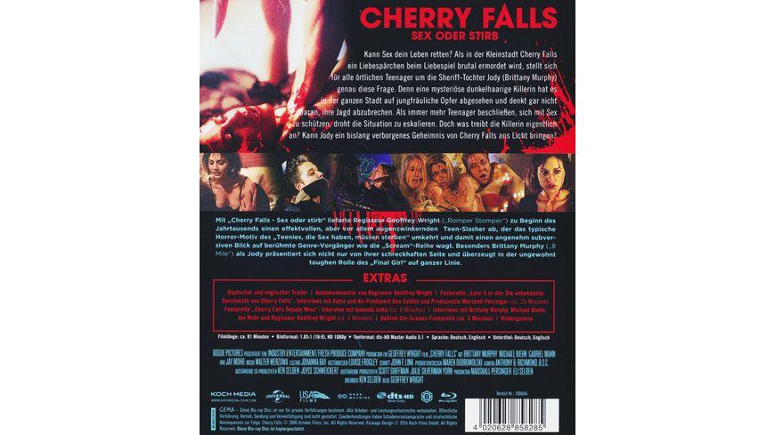 Cherry Falls Sex oder stirb SE