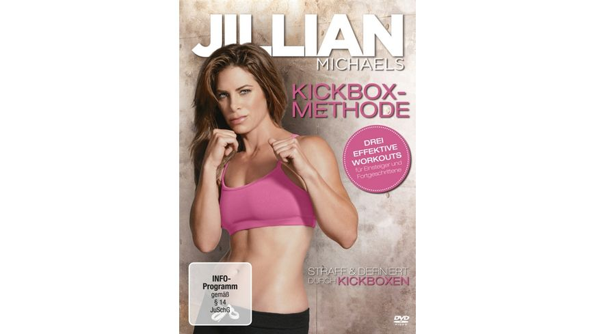 Jillian Michaels Kickbox Methode