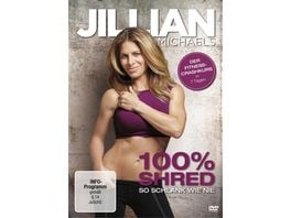 Jillian Michaels 100 Shred So schlank wie nie