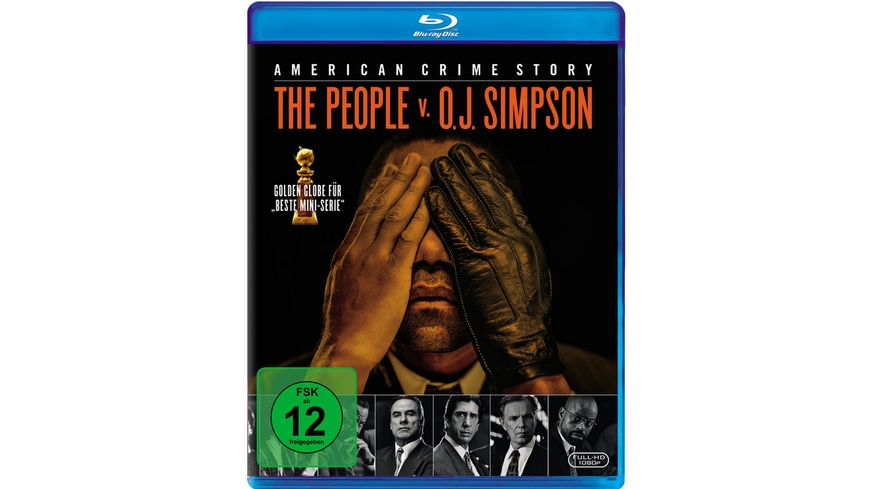 American Crime Story The People V O J Simpson Season 1 3 BRs