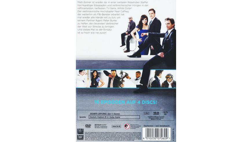 White Collar Season 3 4 DVDs