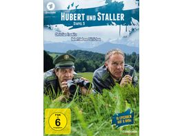 Hubert und Staller Die komplette 5 Staffel 6 DVDs