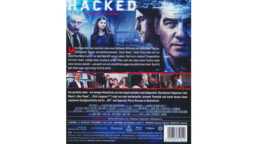 Hacked Kein Leben ist sicher