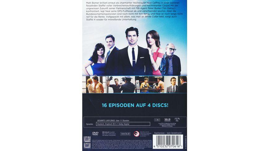 White Collar Season 4 4 DVDs