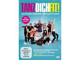 Tanz dich fit Detlef D Soost