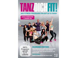 Tanz dich fit Detlef D Soost Diamond Edition 2 CDs