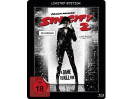 Sin City 2 A Dame To Kill For Steelbook LE