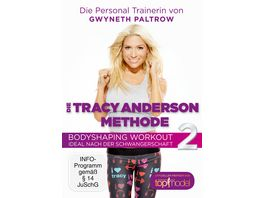 Tracy Anderson Bodyshaping Workout 2