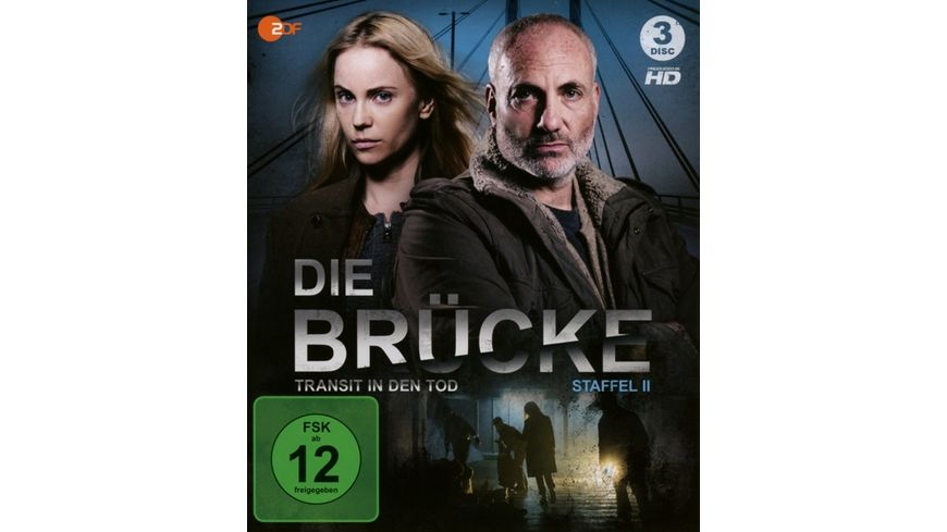 Die Bruecke Transit in den Tod Staffel 2 3 BRs