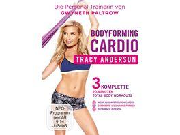 Tracy Anderson Bodyforming Cardio LE