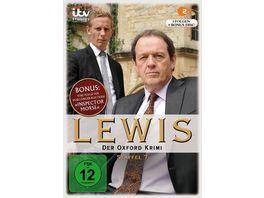 Lewis Der Oxford Krimi Staffel 7 4 DVDs