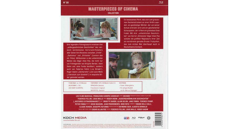 Aussergewoehnliche Geschichten Masterpieces of Cinema Collection