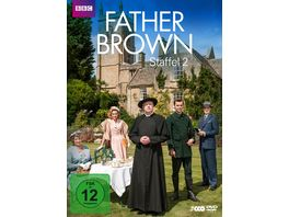 Father Brown Staffel 2 3 DVDs
