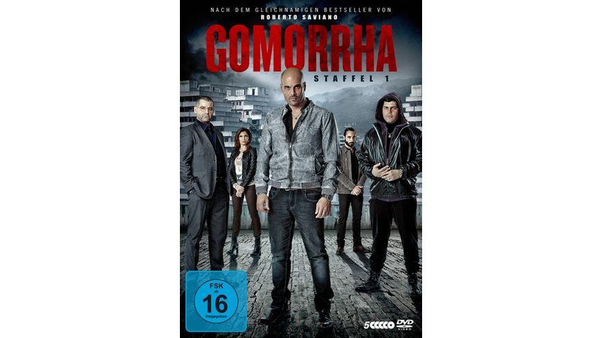 Gomorrha Staffel 1 5 DVDs
