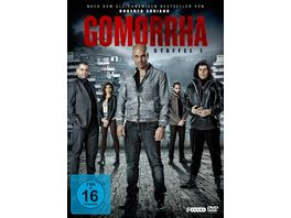 Gomorrha Staffel 1 5 DVDs