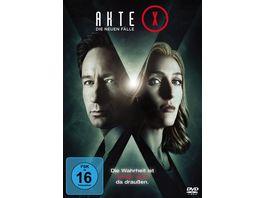 Akte X Die neuen Faelle 3 DVDs