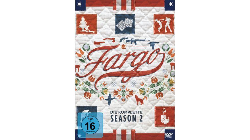Fargo Season 2 4 DVDs