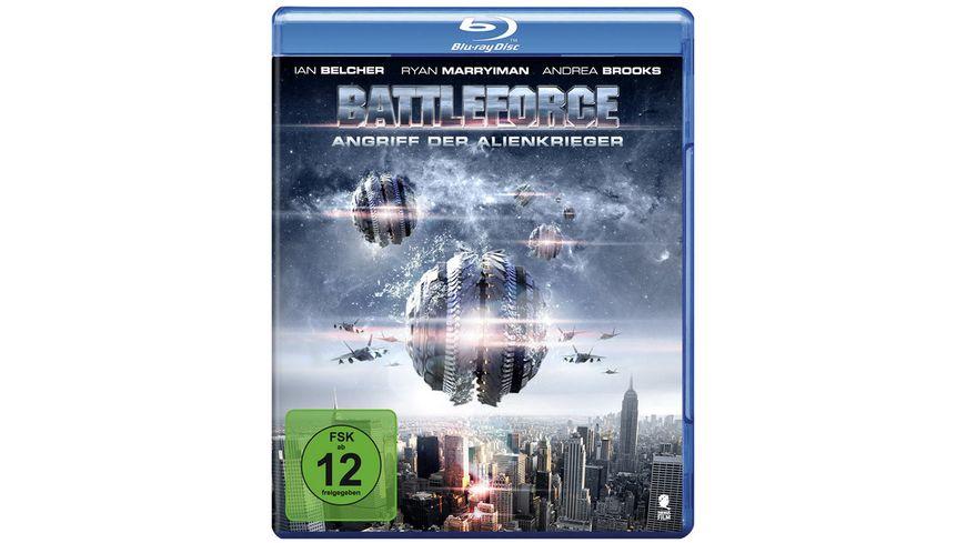 Battleforce Angriff der Alienkrieger