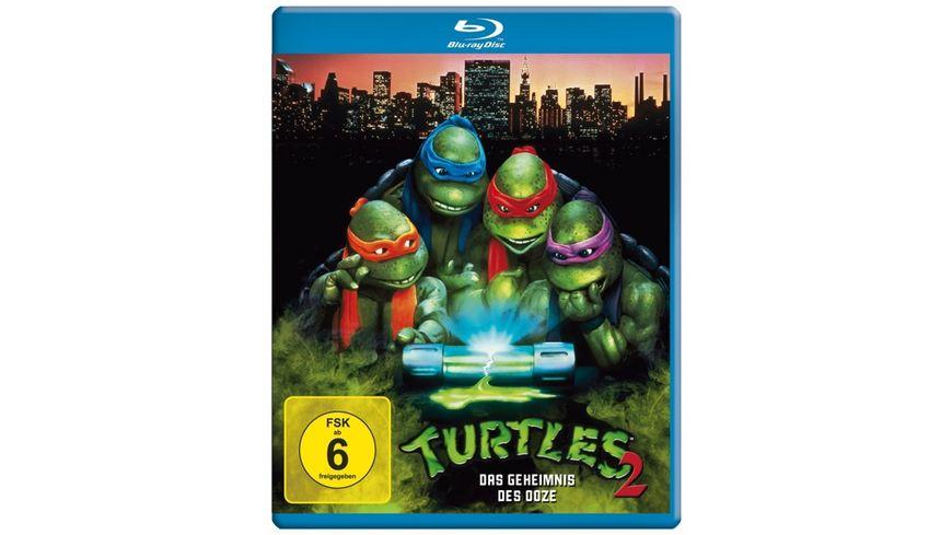 Turtles 2 Das Geheimnis der Ooze