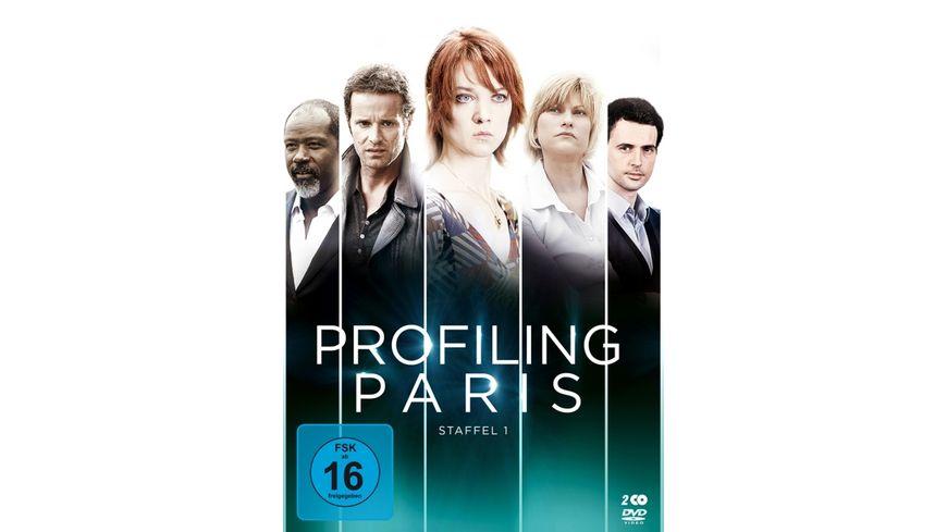 Profiling Paris Staffel 1 2 DVDs