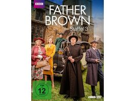 Father Brown Staffel 3 4 DVDs