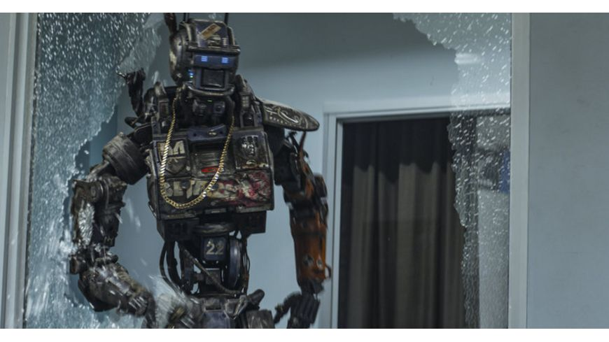 Chappie Mastered in 4K