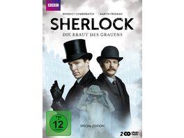Sherlock Die Braut des Grauens SE 2 DVD