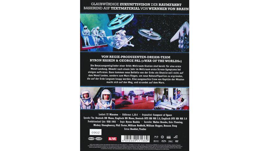 Die Eroberung des Weltalls Mediabook DVD LE