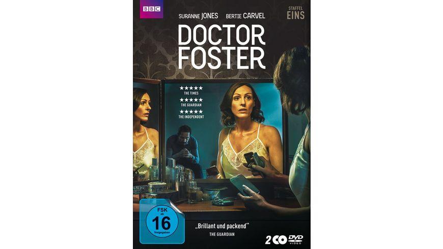 Doctor Foster Staffel 1 2 DVDs