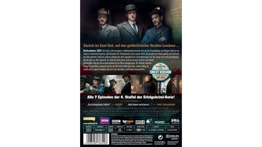 Ripper Street Staffel 4 Uncut 3 DVDs