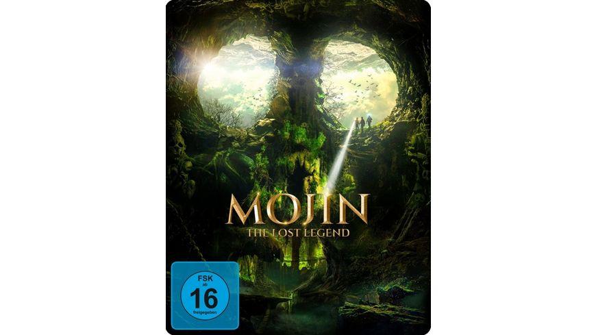 Mojin The Lost Legend Steelbook Blu ray
