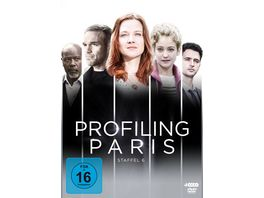 Profiling Paris Staffel 6 4 DVDs